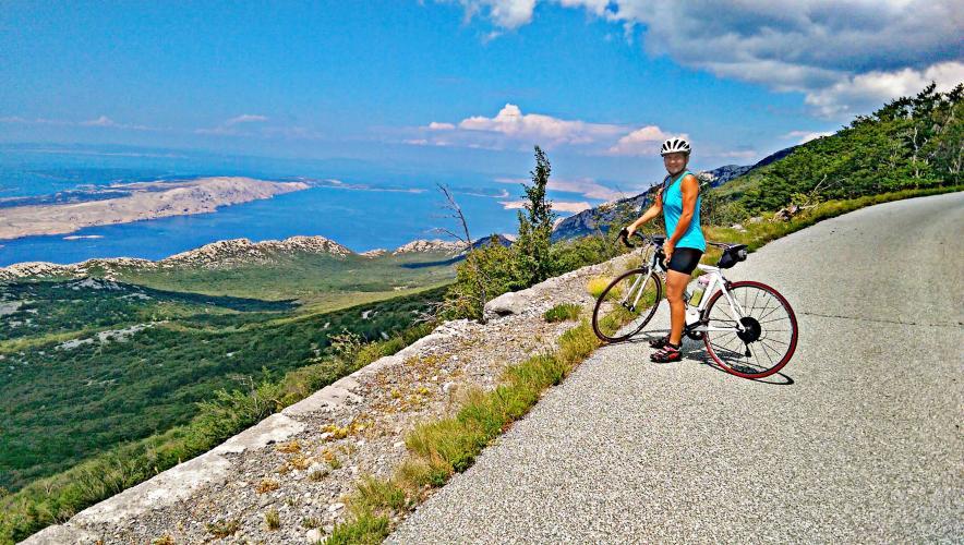 Stinicia Port - Alan Top Bike Climb - PJAMM Cycling