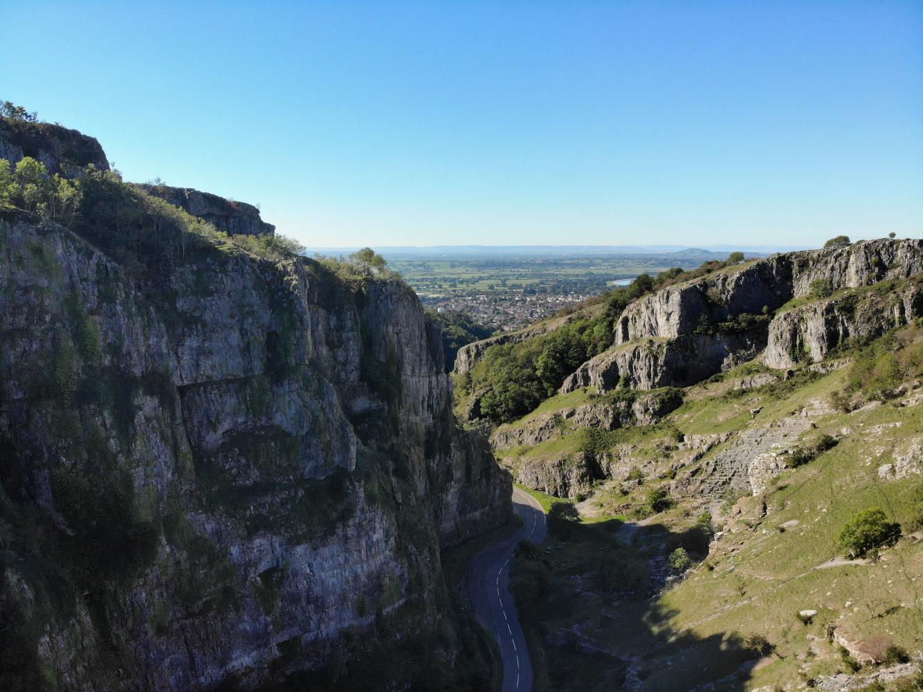 Cheddar Gorge (SW #1) Bike Climb - PJAMM Cycling