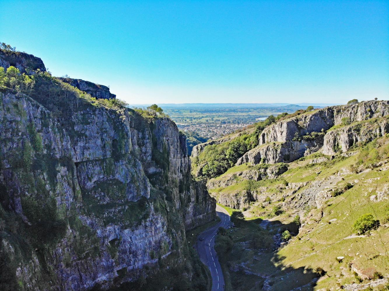 Cheddar Gorge (SW #1) Bike Climb - PJAMM Cycling
