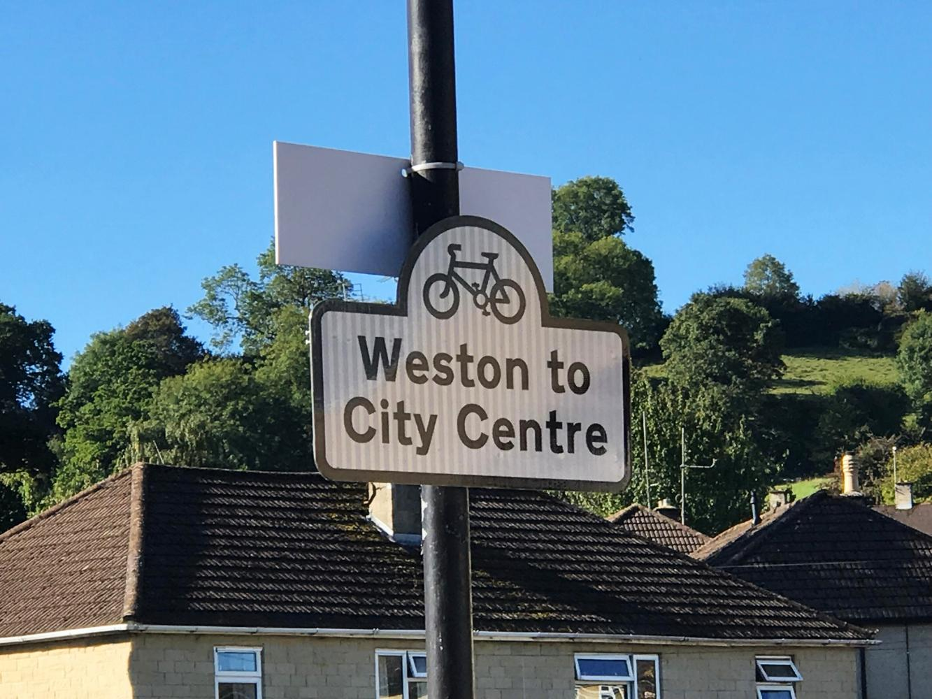 Weston Hill (SW #2) Bike Climb - PJAMM Cycling