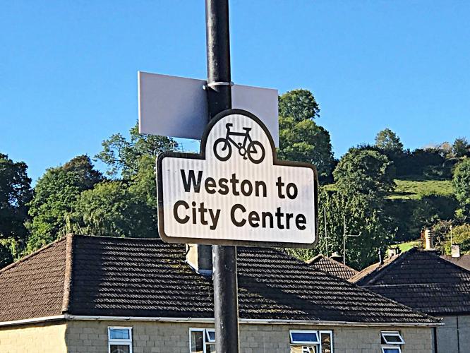 Weston Hill (SW #2) Bike Climb - PJAMM Cycling