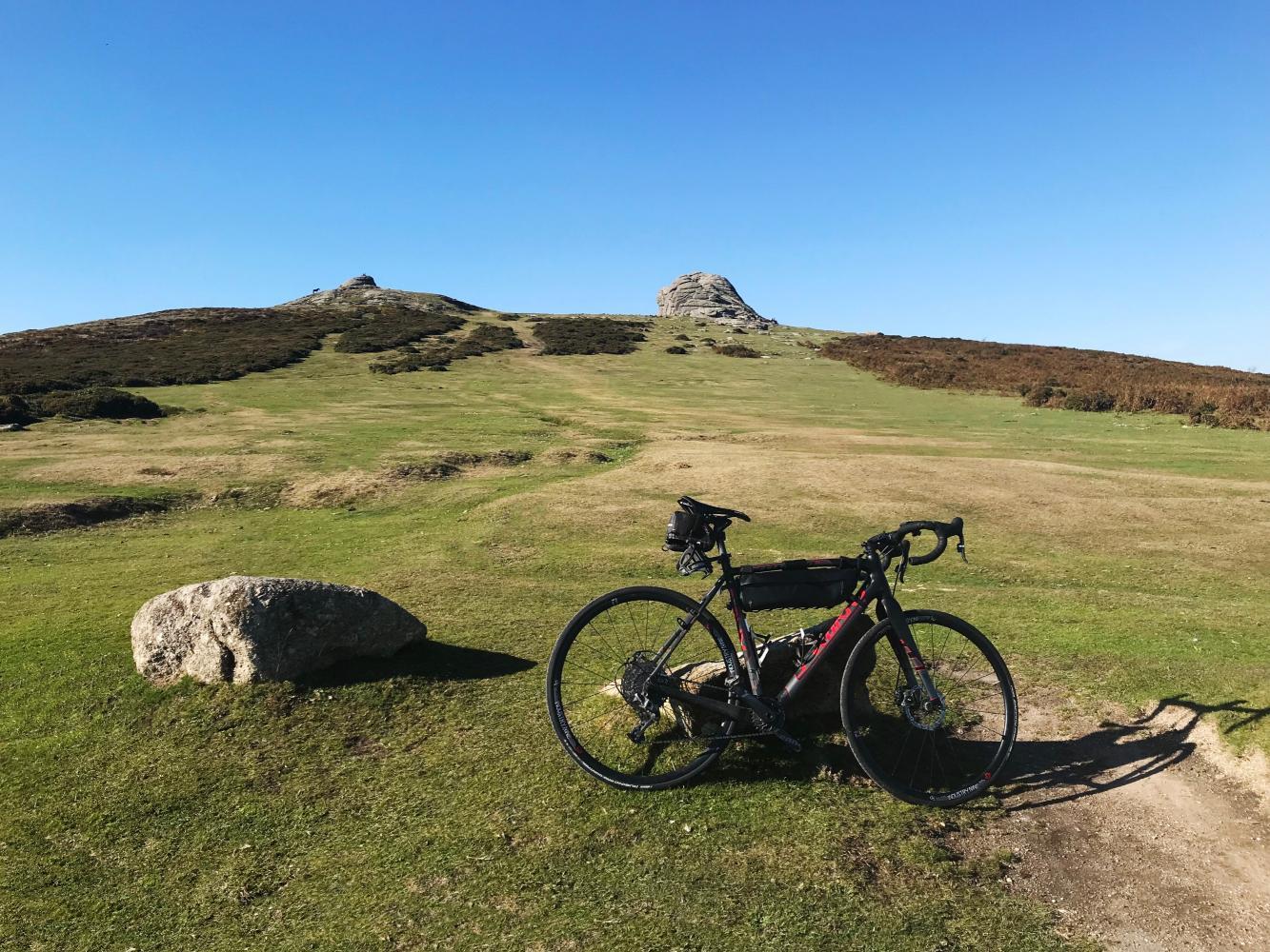 Haytor Vale (SW #9) Bike Climb - PJAMM Cycling