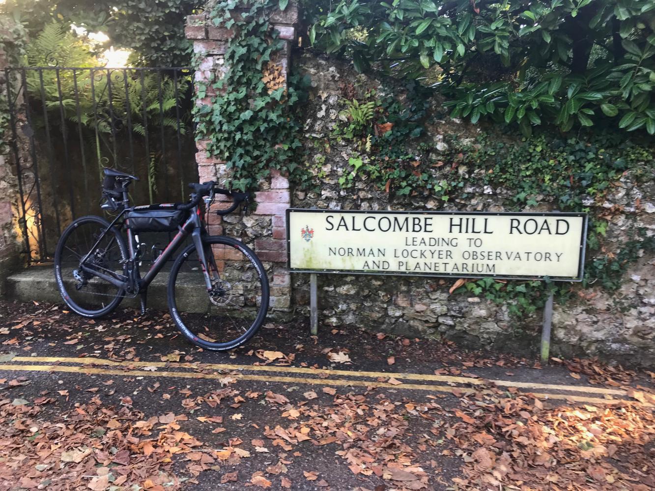 Salcombe Hill (SW #12) Bike Climb - PJAMM Cycling