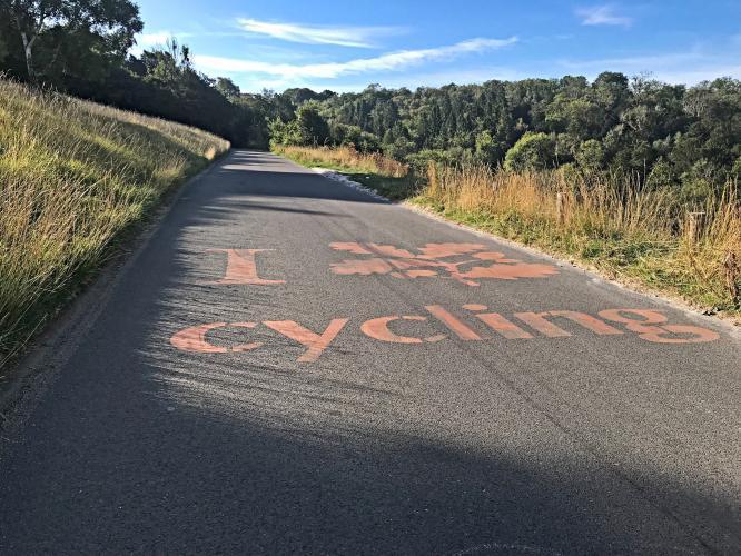 Box Hill (SW #14) Bike Climb - PJAMM Cycling