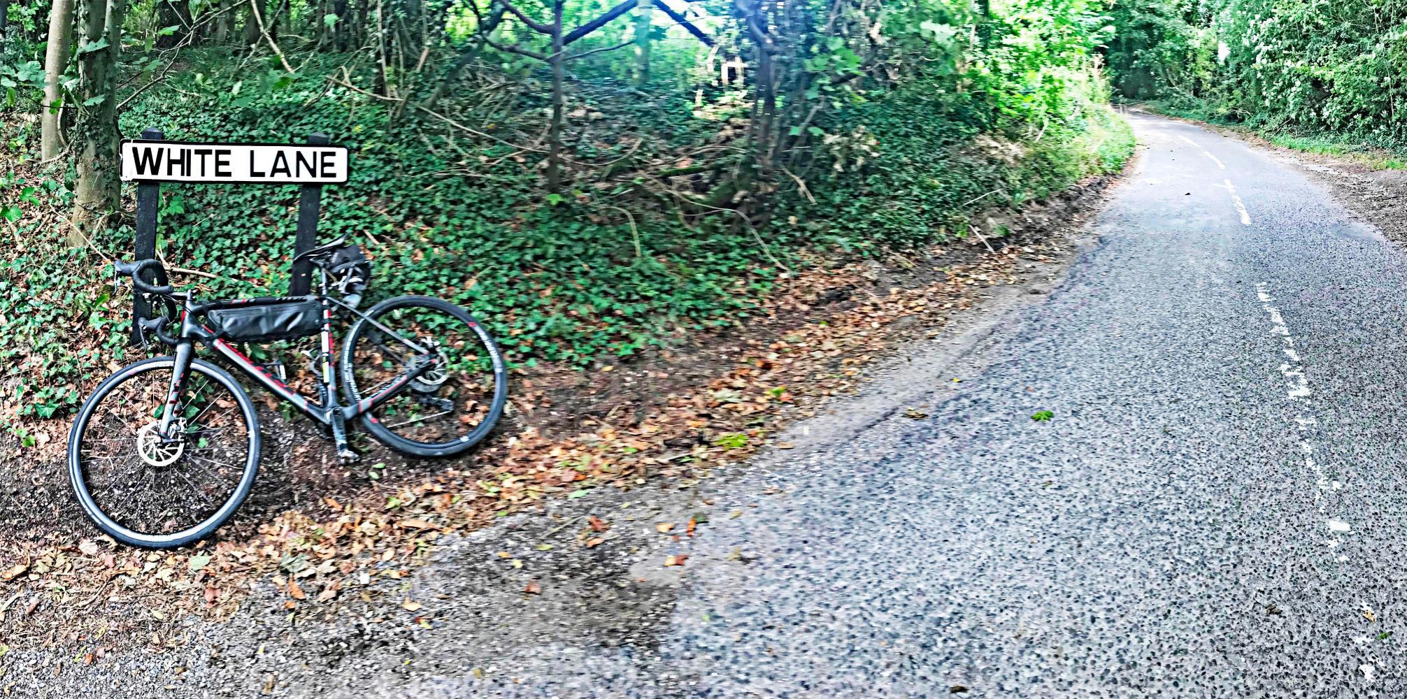 White Lane (SW #16) Bike Climb - PJAMM Cycling