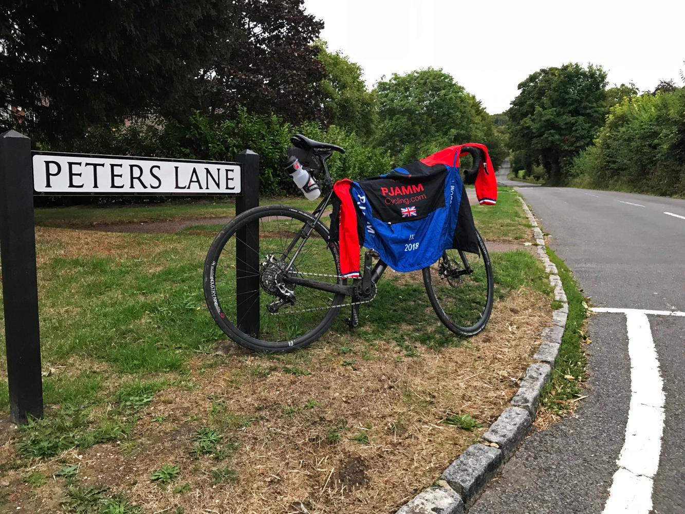 Whiteleaf (SW #23) Bike Climb - PJAMM Cycling