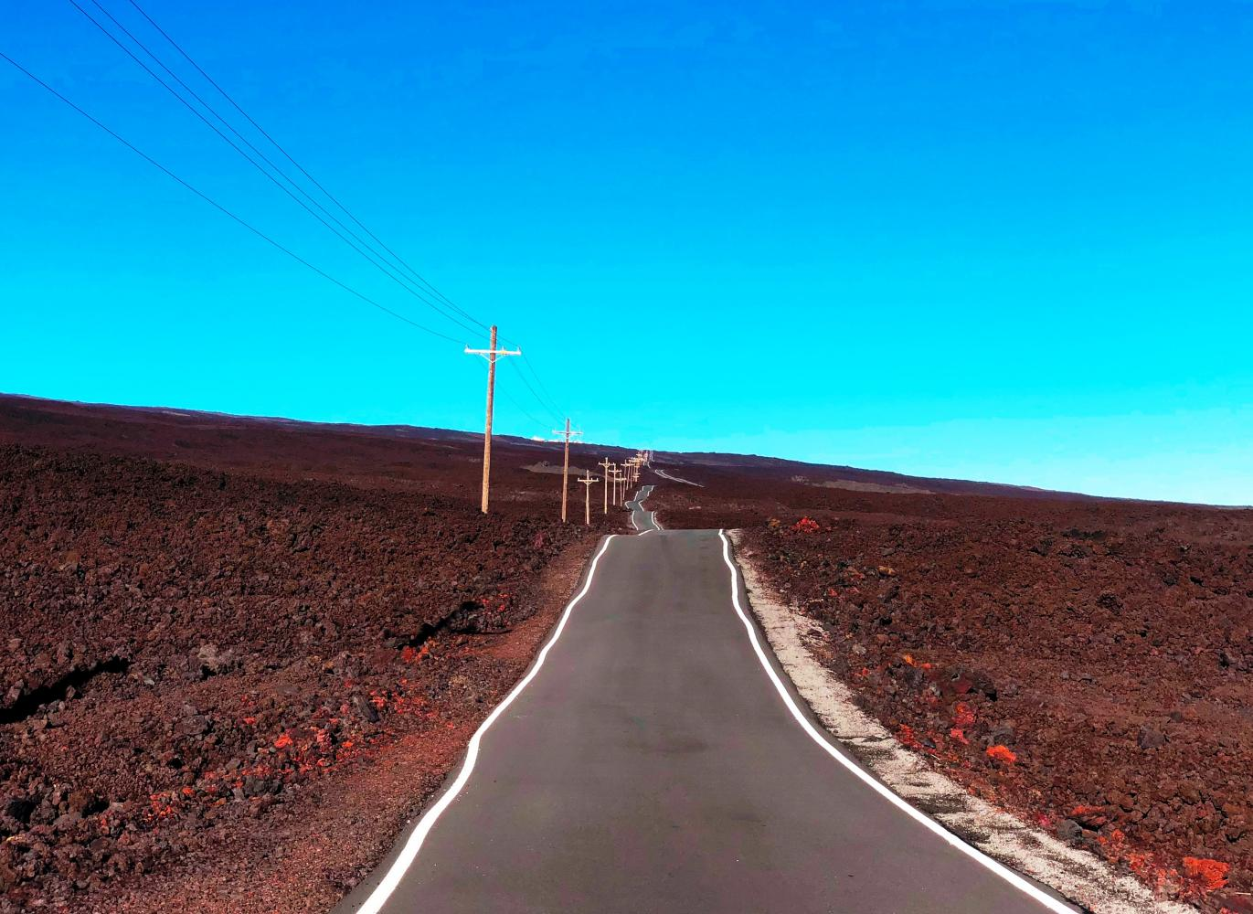 Mauna Loa Bike Climb - PJAMM Cycling