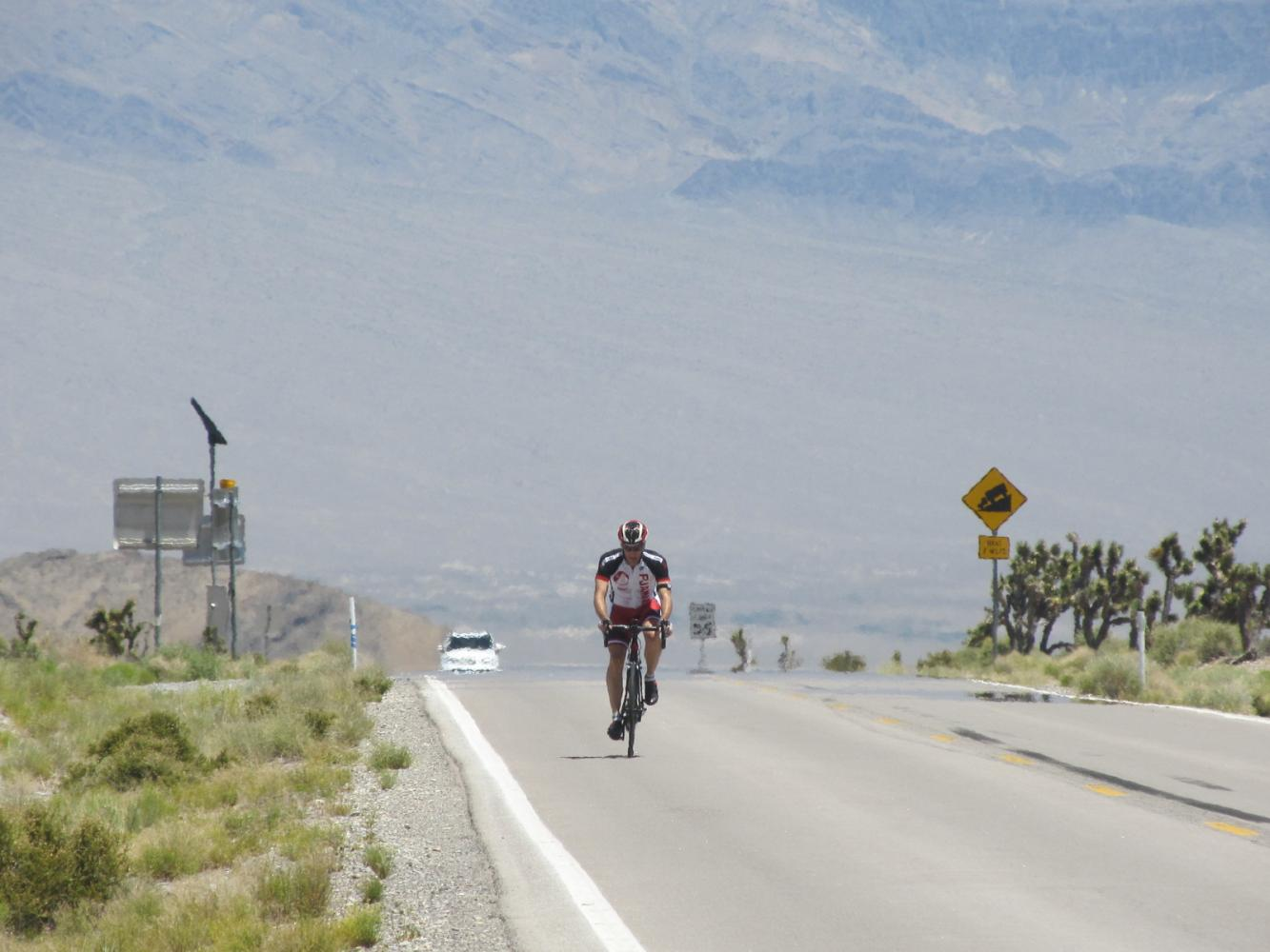 Lee Canyon  Bike Climb - PJAMM Cycling