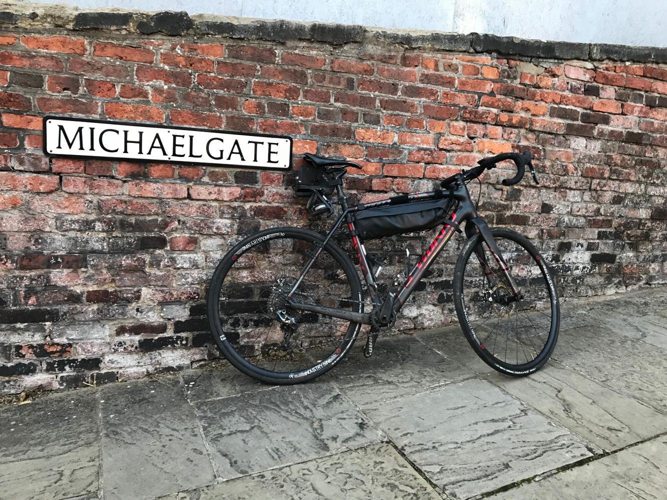 Michaelgate (SW #28) Bike Climb - PJAMM Cycling