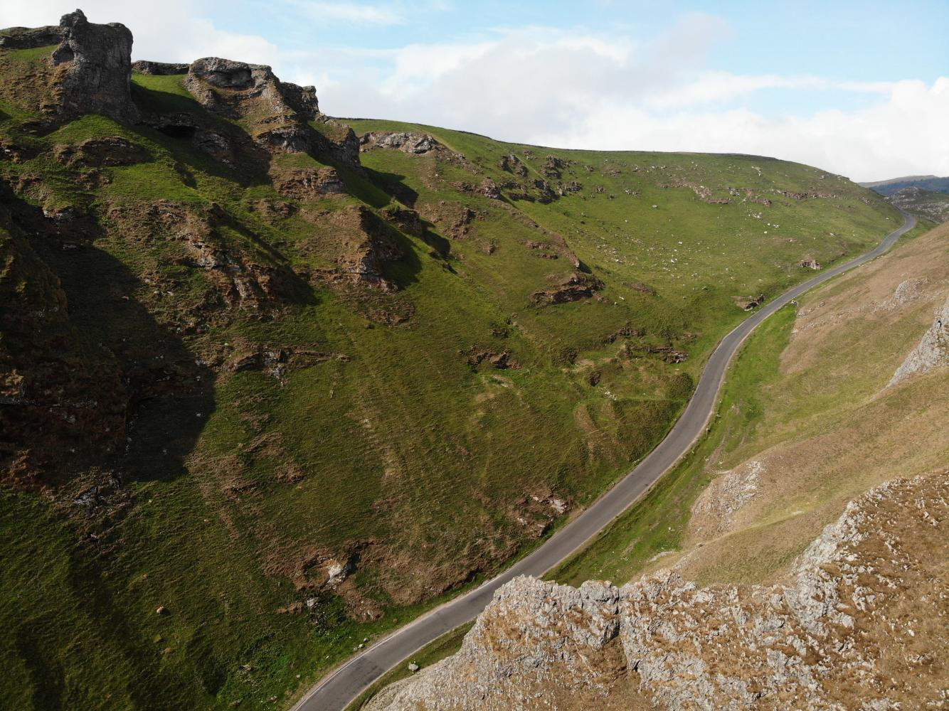 Winnats Pass (SW #33) Bike Climb - PJAMM Cycling