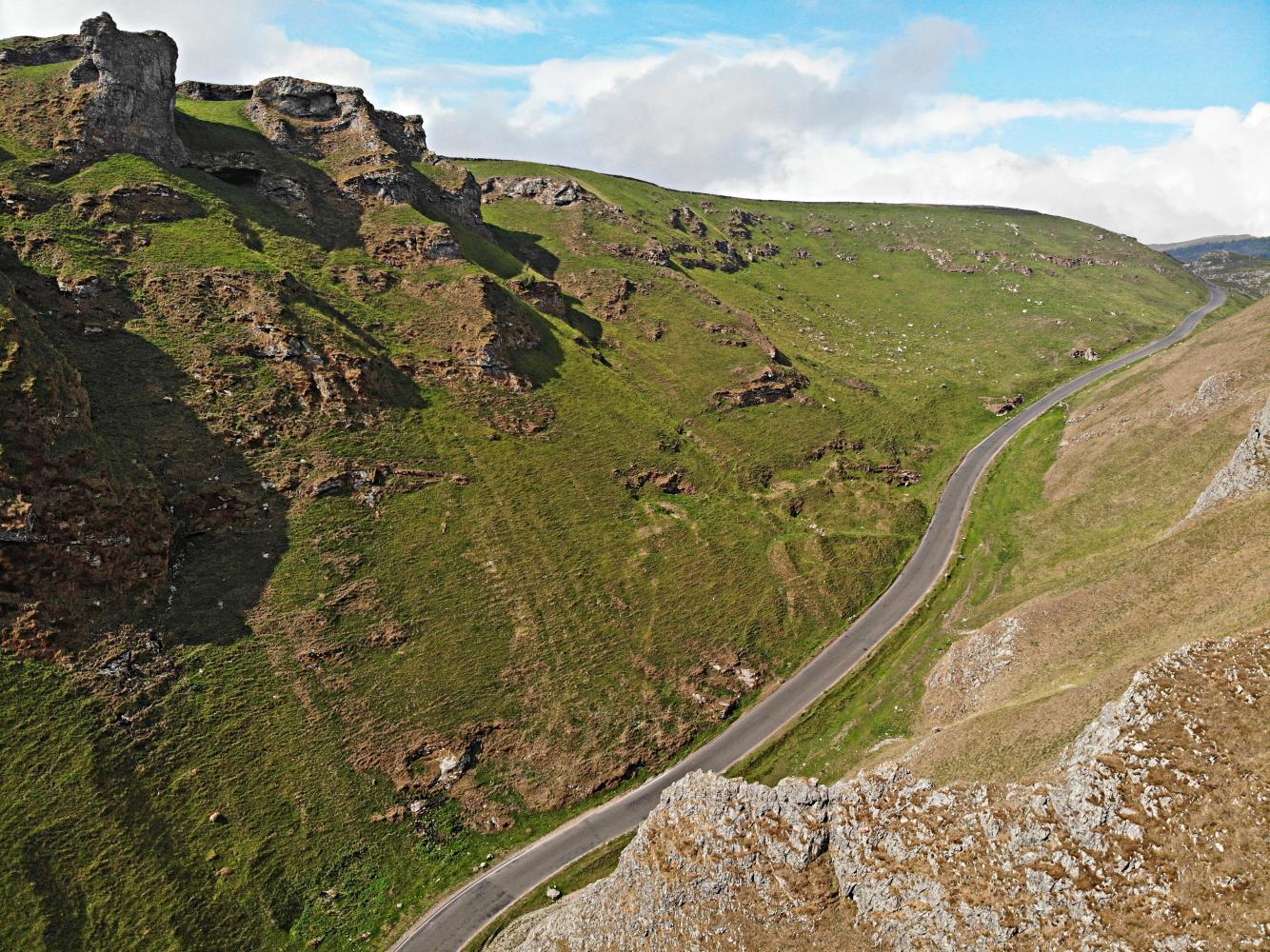Winnats Pass (SW #33) Bike Climb - PJAMM Cycling