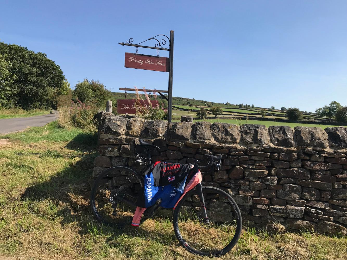 Rowsley Bar (SW #34) Bike Climb - PJAMM Cycling