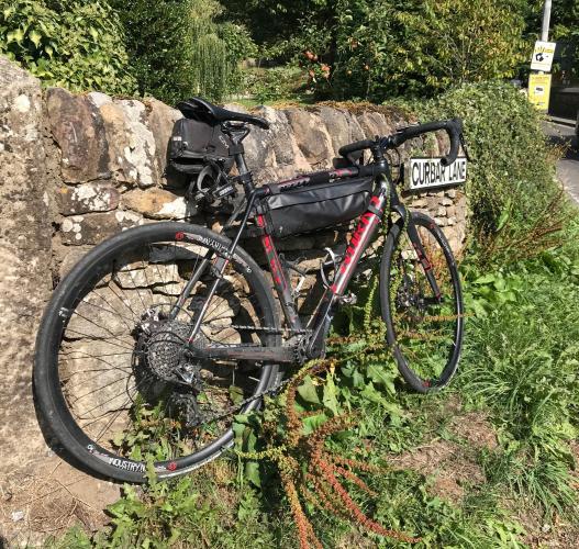 Curbar Edge (SW #35) Bike Climb - PJAMM Cycling
