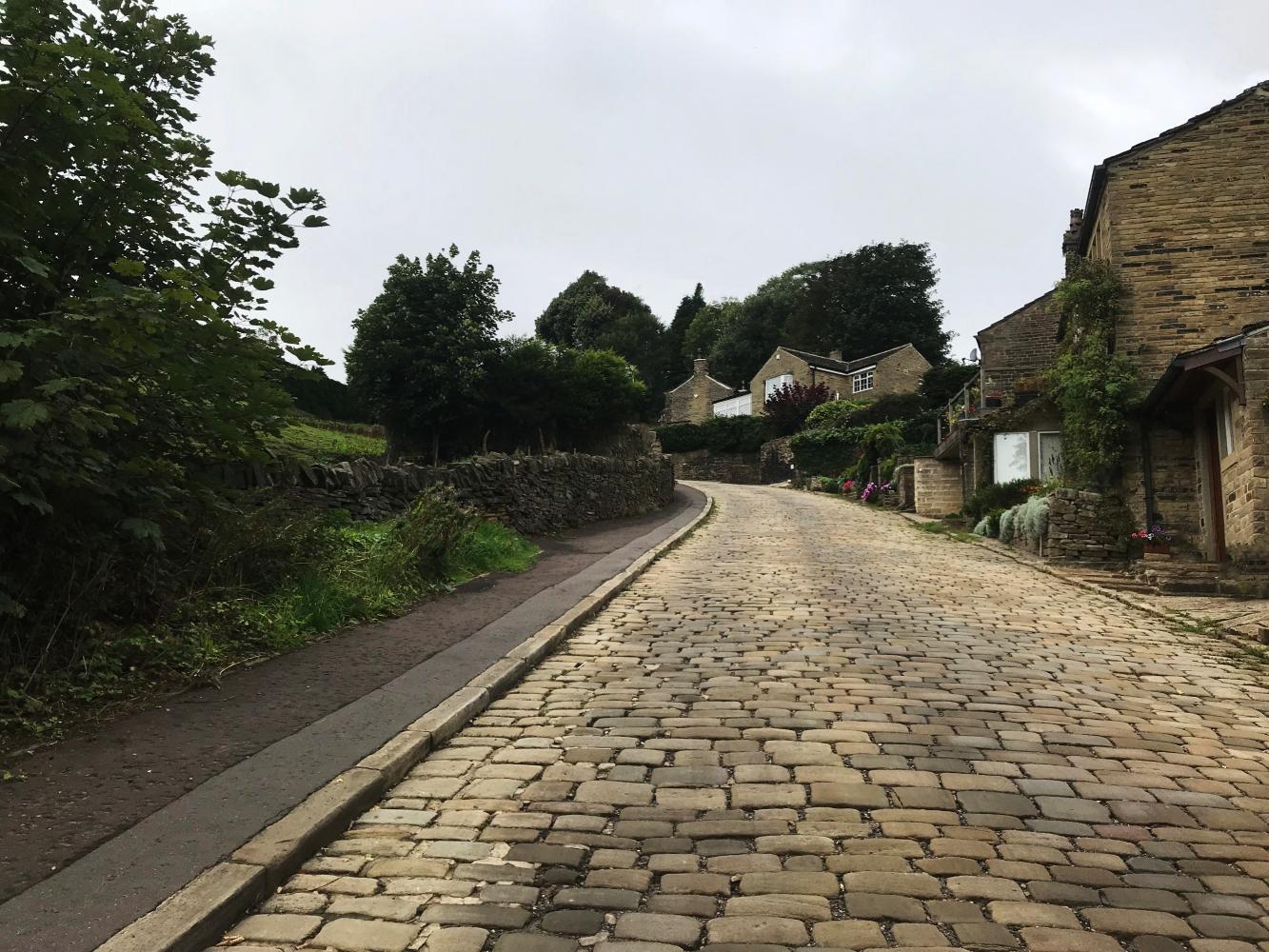 Shibden Wall (SW #40) Bike Climb - PJAMM Cycling