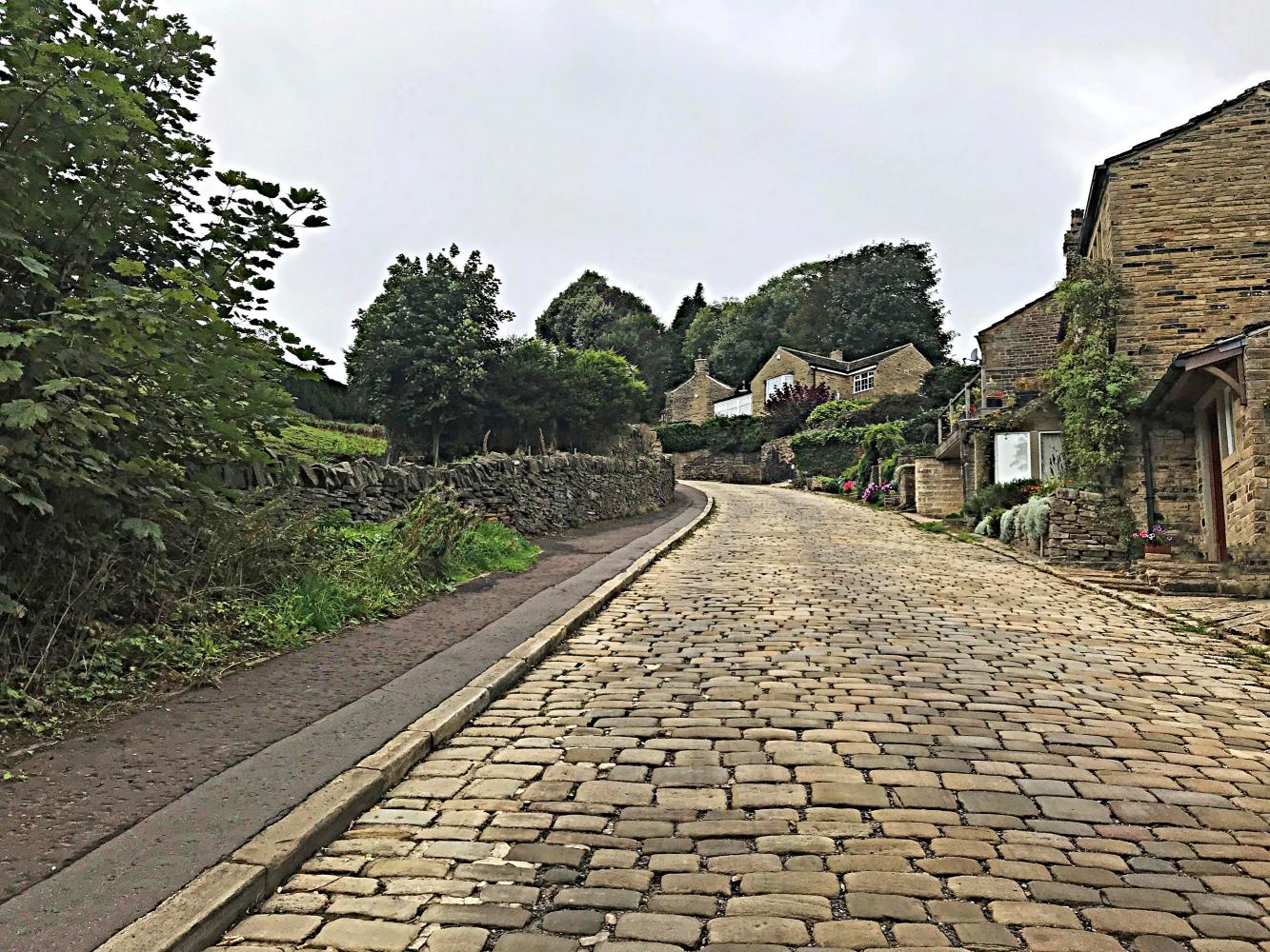 Shibden Wall (SW #40) Bike Climb - PJAMM Cycling
