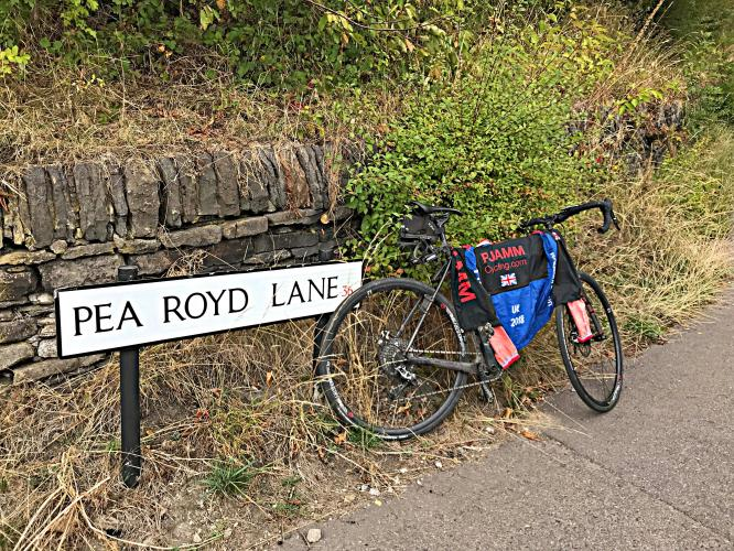 Pea Royd Lane (SW #41) Bike Climb - PJAMM Cycling
