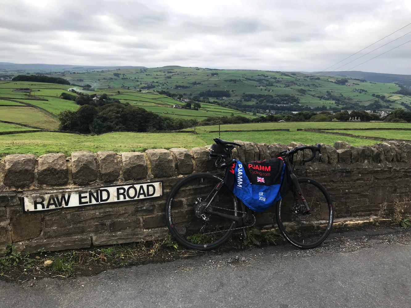 Halifax Lane (SW #44) Bike Climb - PJAMM Cycling