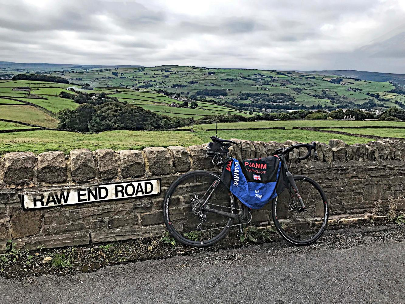 Halifax Lane (SW #44) Bike Climb - PJAMM Cycling