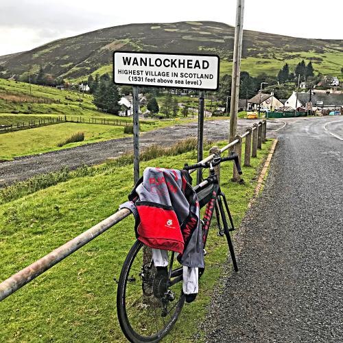 Mennock Pass (SW #63) Bike Climb - PJAMM Cycling