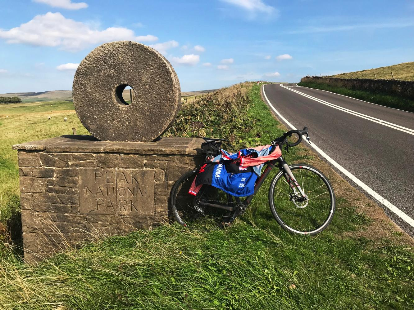 Cat and Fiddle (SW #70) Bike Climb - PJAMM Cycling