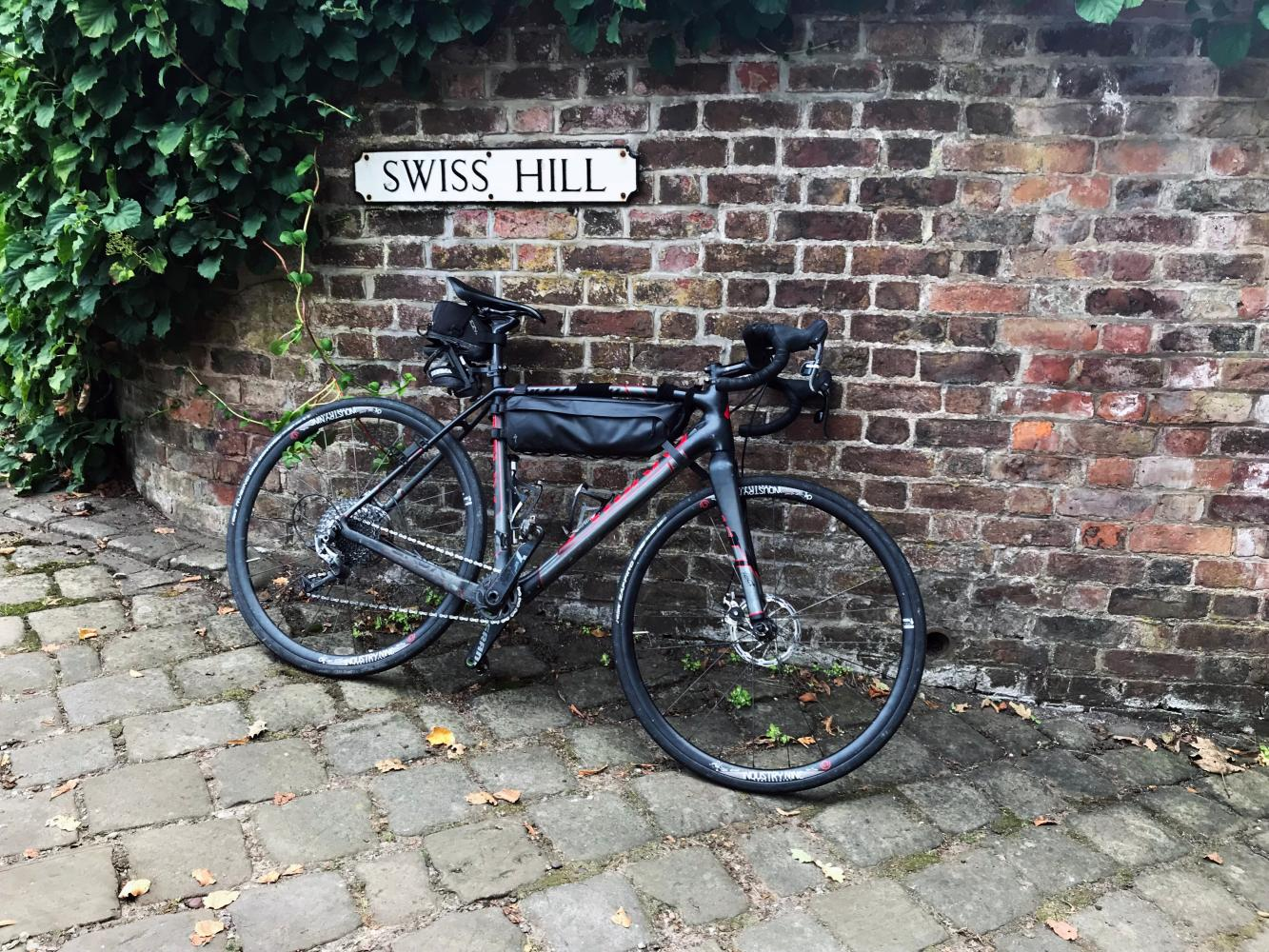 Swiss Hill (SW #71) Bike Climb - PJAMM Cycling