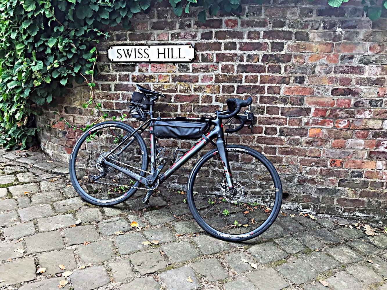 Swiss Hill (SW #71) Bike Climb - PJAMM Cycling