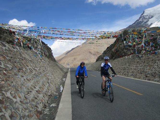 Karo La Bike Climb - PJAMM Cycling