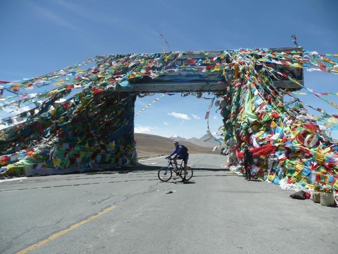 Gyatso Law Bike Climb - PJAMM Cycling