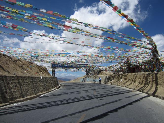 Tra La Bike Climb - PJAMM Cycling