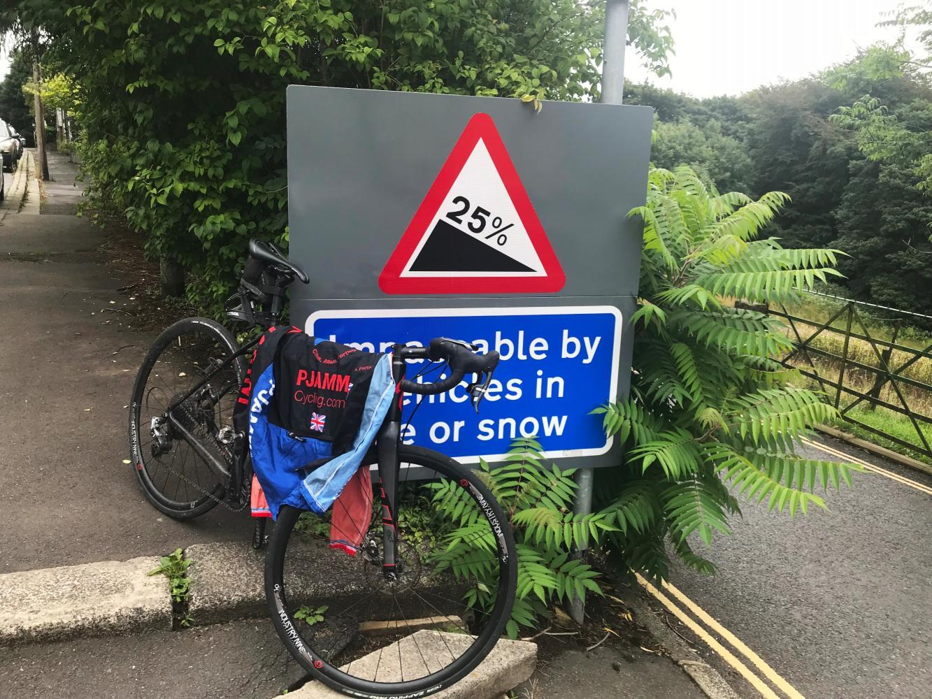 The Rake (SW #72) Bike Climb - PJAMM Cycling