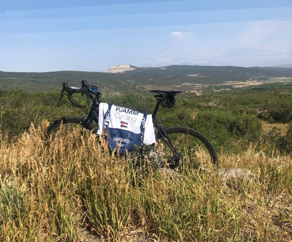 Grand Mesa North Bike Climb - PJAMM Cycling