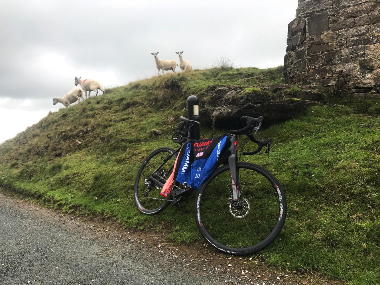Nick 'O Pendle (SW #74) Bike Climb - PJAMM Cycling