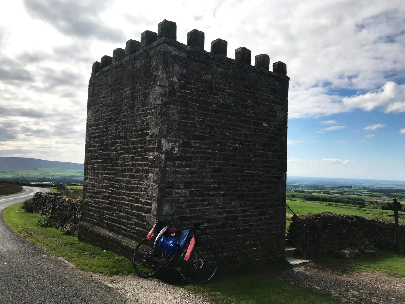 Jubilee Tower (SW #76) Bike Climb - PJAMM Cycling