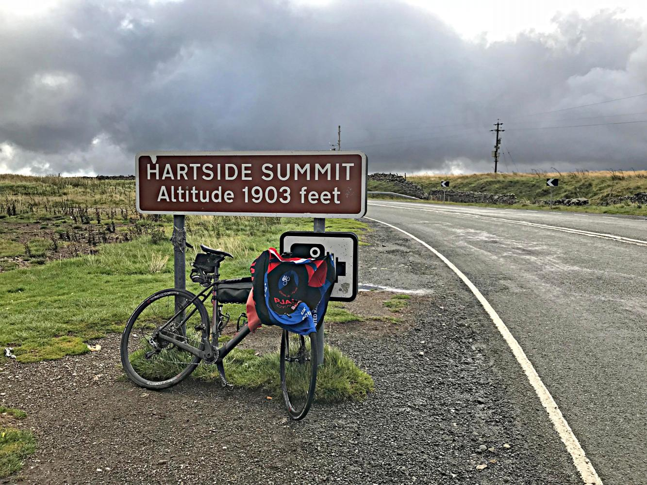 Hartside (SW #77) Bike Climb - PJAMM Cycling