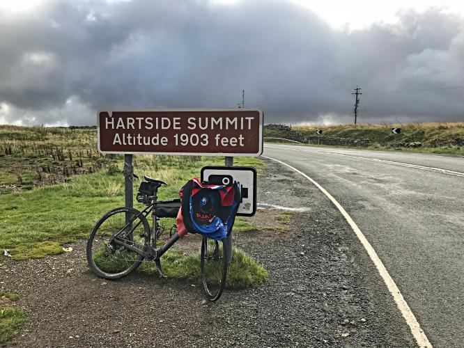 Hartside (SW #77) Bike Climb - PJAMM Cycling