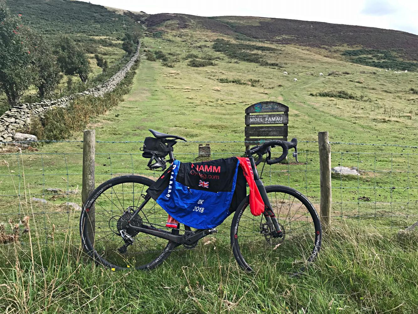Moel Arthur (SW #87) Bike Climb - PJAMM Cycling
