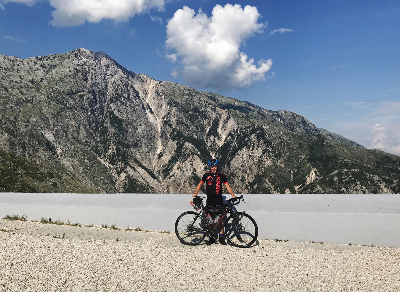 Qafa e Llogarasë Bike Climb - PJAMM Cycling