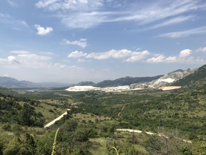 Babuna Pass - Southwest Bike Climb - PJAMM Cycling