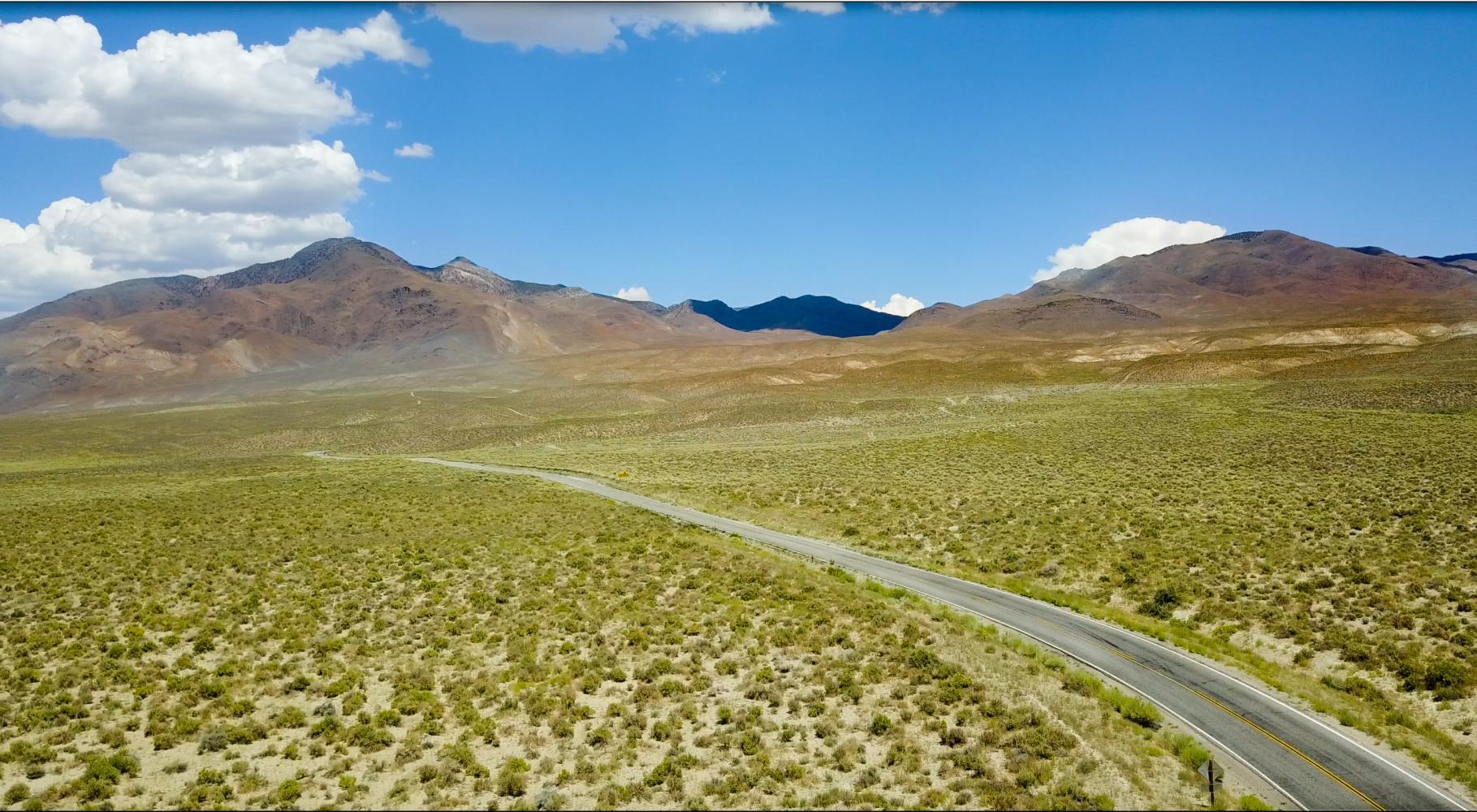 White Mountain, CA, USA - PJAMM Cycling - Climb of the Week